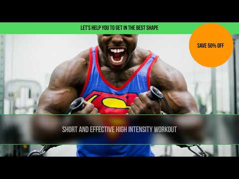Video Ad Templates For Gym Owners