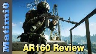 Video AR160 Review - Headshots Made Easy - Battlefield 4 download MP3, 3GP, MP4, WEBM, AVI, FLV September 2018