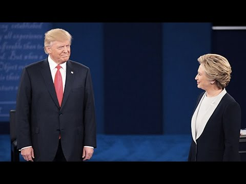 Clinton and Trump Promote Fossil Fuels During Second Presidential Debate