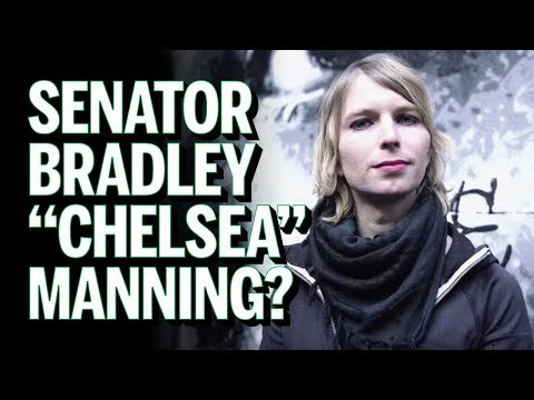 Chelsea Manning, Formerly Known as Bradley, Runs for US Senate in Maryland Despite Being Felon