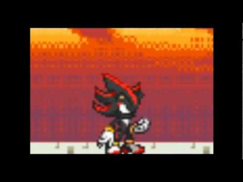 Sonic Advance Z 『Brand New World』