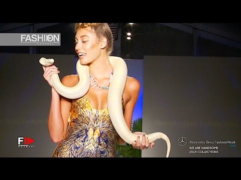 """WE ARE HANDSOME""  Miami Fashion Week Swimwear Spring Summer 2015 HD by Fashion Channel"