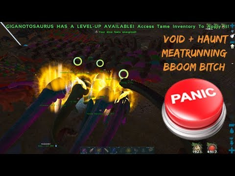 Ark Official PvP | Void | Meatrunning BBoom Bitch