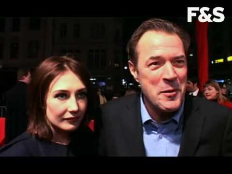 Sebastian Koch & Carice van Houten at