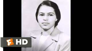 The Rape of Recy Taylor (2017) - Rosa Parks Comes to Town Scene (4/10) | Movieclips