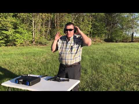 FN's - FNS 40 Pistol Review & Test fire!