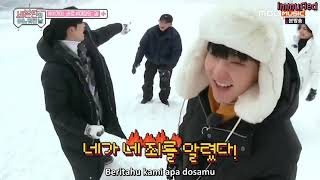 [INDOSUB] Seventeen - One Fine Day in Japan Ep. 1