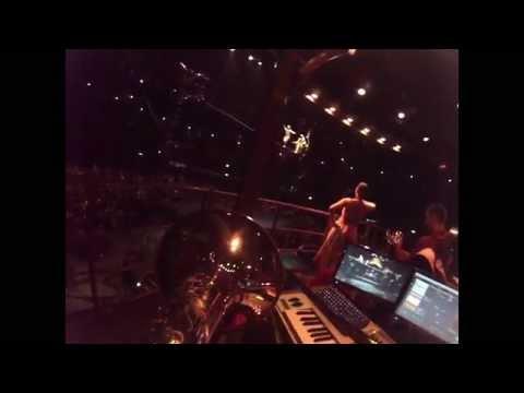 High Wire - trombone bell cam - Cirque du Soleil Kooza