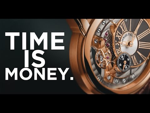 TIME IS MONEY - MOTIVATIONAL VIDEO