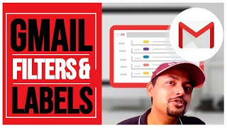 How to Use Gmail Filters and Labels | Inbox in Gmail ( हिंदी )