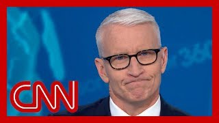 Anderson Cooper: Trump must think we're all idiots