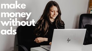 In this video, i will share five ways you can make money from your videos before even being monetized and making with google adsense! afte...