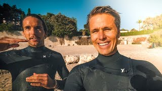 WETSUIT DAYS ARE FUN DAYS! | VLOG⁴ 12