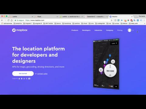 Crear mapa con Leaflet - Tutorial Avanzado thumbnail