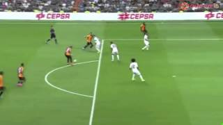 Real Madrid Vs Galatasaray (2-1) All Goals Friendly Match 18-08-2015 (Trofeo Santiago Bernabeu)