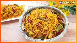 KHÔ GÀ LÁ CHANH - Công Thức Kinh Doanh Thơm Ngon Tuyệt Vời - Chicken Jerky with Lemon Leaves Recipe