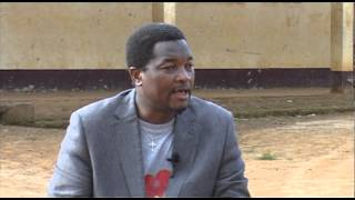 Dr Jean Joseph Atangana à MANEGE DU SAVOIR. Réalisation de Martin KEE.
