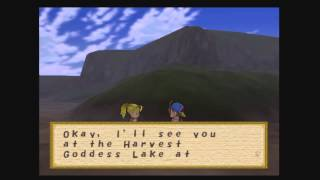 Harvest Moon: Save the Homeland - The Endangered Weasel