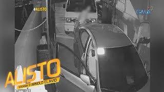 Alisto: Magnanakaw, nahuli sa akto ng isang driver!