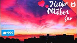 Смотреть видео Невероятный закат СЕГОДНЯ В МОСКВЕ под очаровательную музыку 😍 онлайн