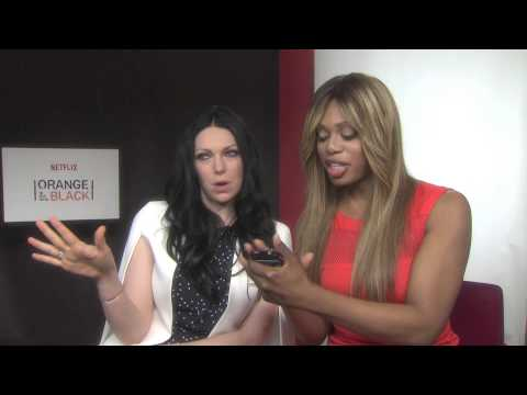 Orange Is The New Black cast play on Tinder with cosmopolitan.co.uk