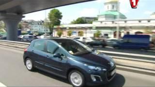 """Дизельный Peugeot 308 в программе """"Первый тест"""" (часть 2)"""