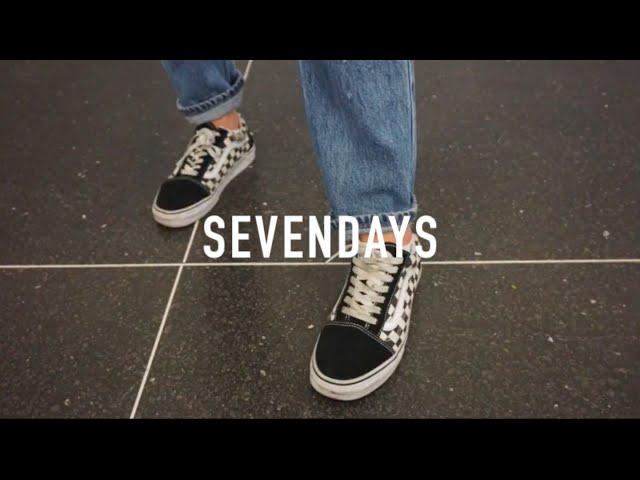 LOOKBOOK //SevenDays