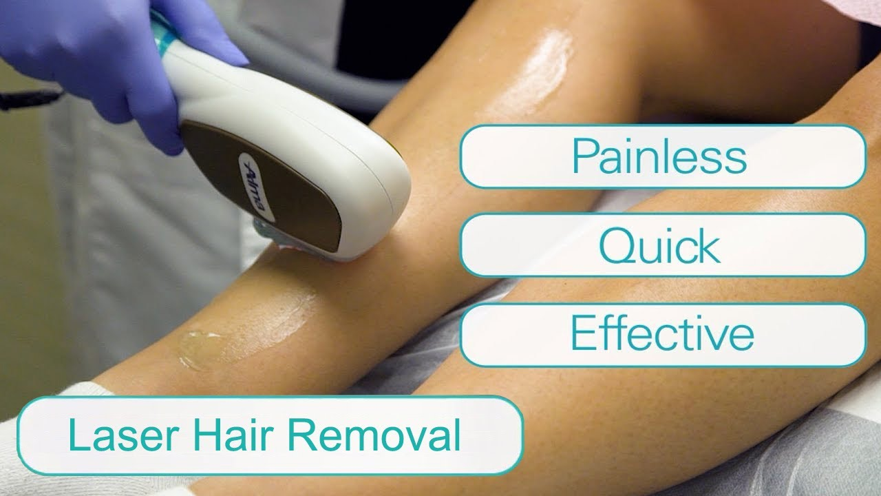 Laser Hair Removal NYC · Permanent (any skin type) | Midtown