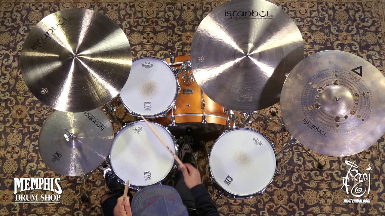istanbul agop 22 sterling crash ride cymbal 2776g strr22 1012218f youtube. Black Bedroom Furniture Sets. Home Design Ideas