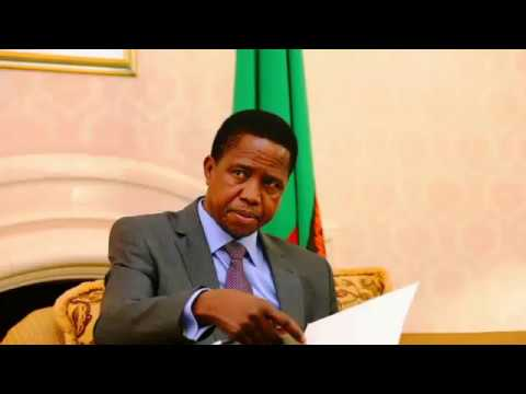 Self Confessed Dictator Edgar Lungu Declares State Of Emergency