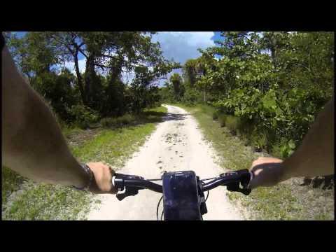 Lovers Key State Park Bike Ride - Bonita Springs, Fl