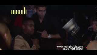 BLUE - Duncan James and Simon Webbe at Merah Club Jason Derulo Birthday Party (20.09.2011)