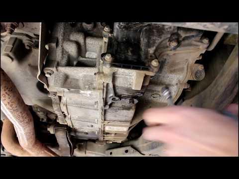 Замена масла в коробке автомат АКПП на Форд Эксплорер 2013 года Ford Explorer 3,5