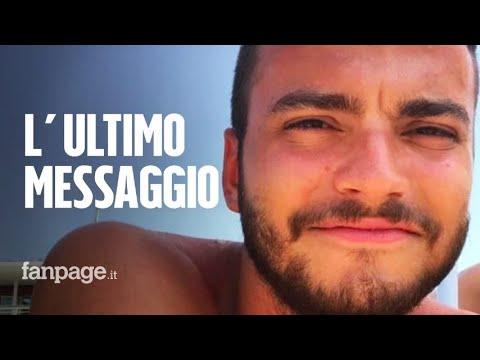 Annegato a 23 anni nel lago di Como, l'ultimo messaggio di Patrizio alla mamma: 'Tutto bene'