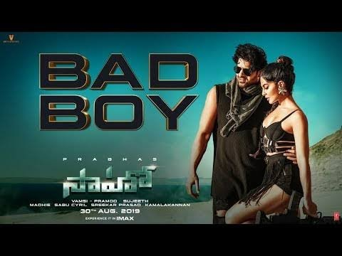 Download Bad Boy - saaho : English subtitles