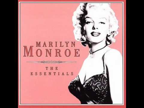 Marilyn monroe when love goes wrong
