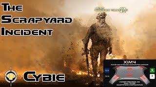XIM 4 Modern Warfare 2 Xbox 360 Gameplay: The Scrapyard Incident