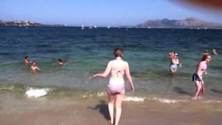 Holiday vlog - Majorca 2013