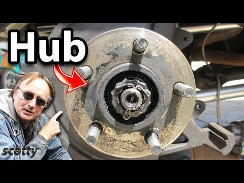 How to Replace Wheel Bearing Hub Assembly in Your Car