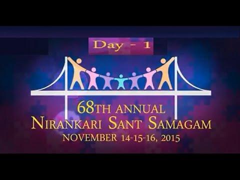 First Day Of 68th Annual Nirankari Sant Samagam | Sant Nirankari Mission