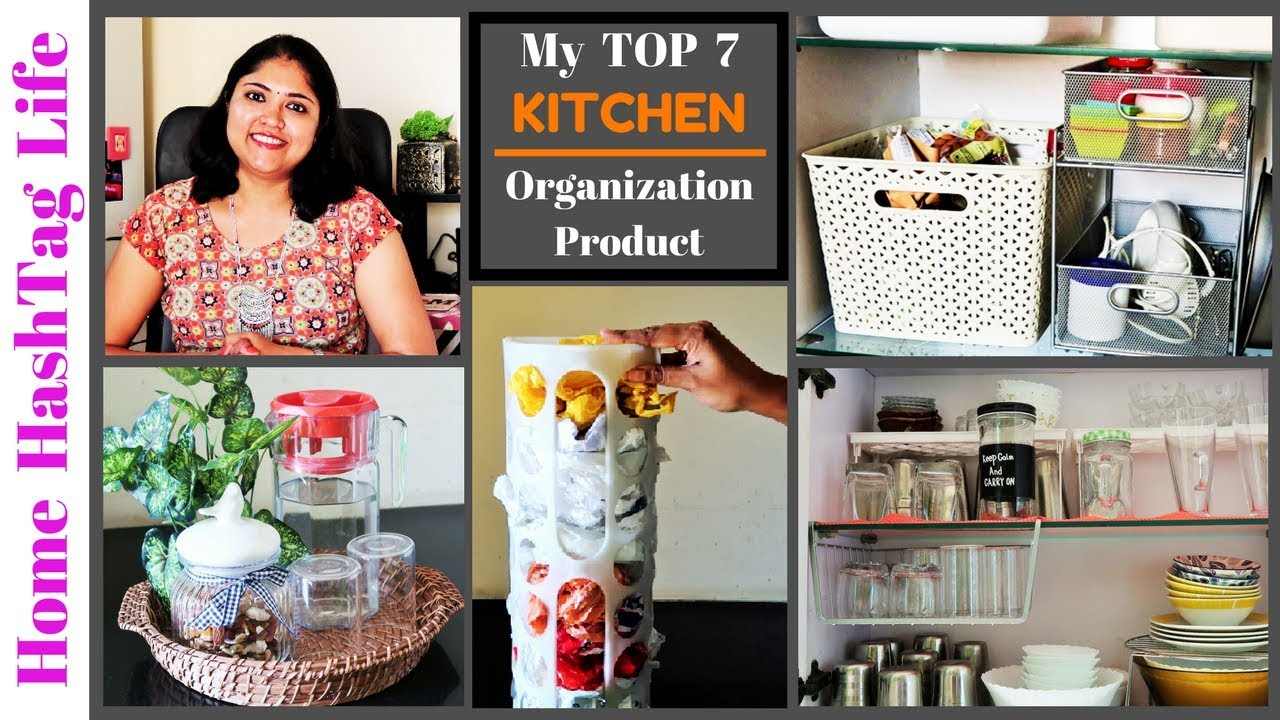 Top 7 Kitchen Organization Products and Storage Ideas ...