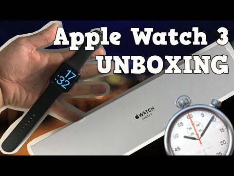 Apple Watch 3 💥  Czas na zmianę! ⏱ | UNBOXING