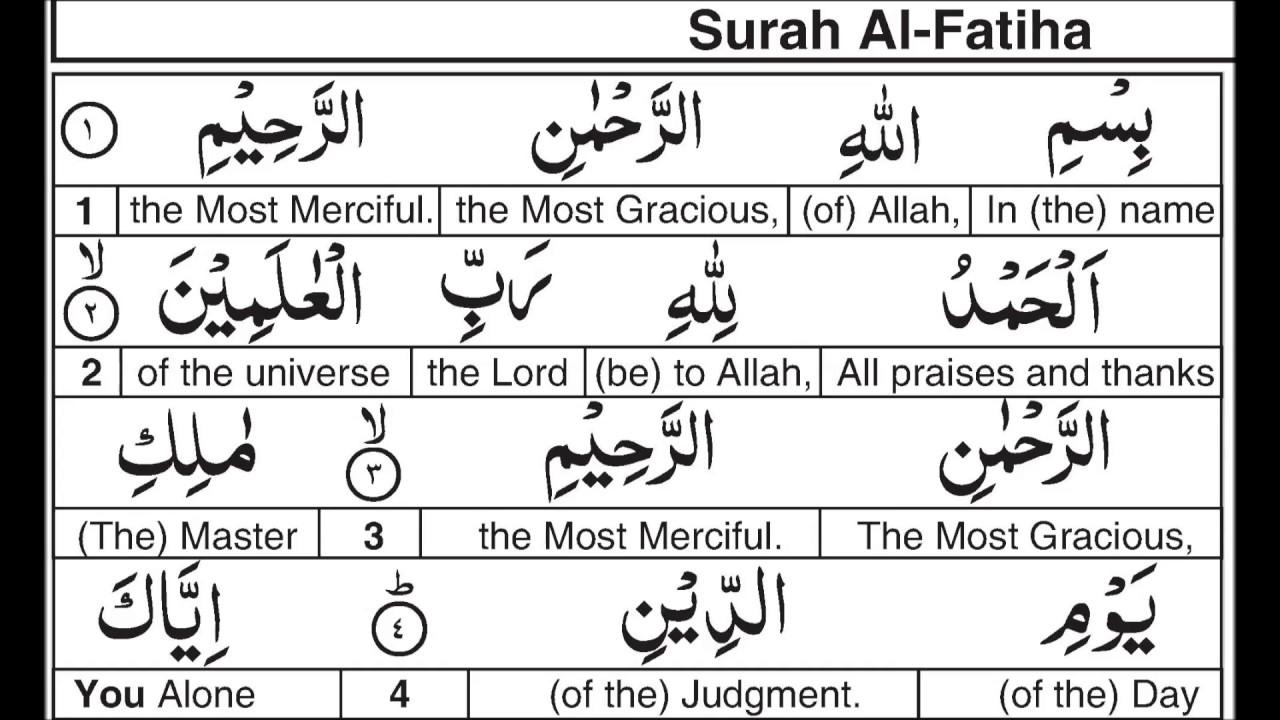 urdu quran word to word pdf