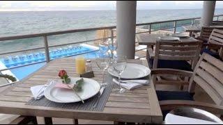 VIDEOS CUBA : PALADAR VISTAMAR   restaurantes de La Habana