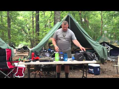 Philmont Packing advice