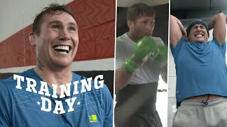 Training Day: Darren Till looks an absolute beast at middleweight 🔥