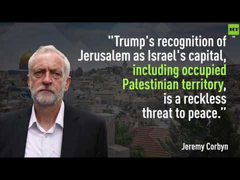 MPs react to Trump​'s Jerusalem decision