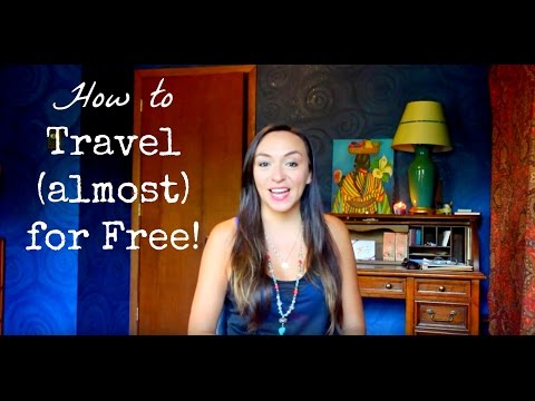How to Live Anywhere Around the World FREE | Spanish Adventure