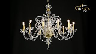 Elizabeth Collection Crystal Chandeliers Video
