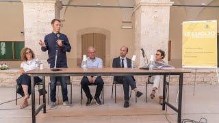 Dal dolore alla rinascita: ecco la cittadella dello sport dedicata a Francesco Tedone